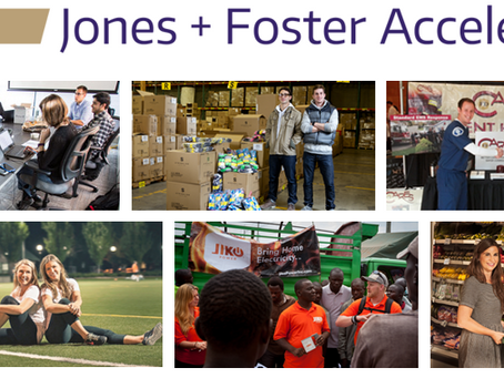 A-Alpha Bio graduates from the Jones & Foster Accelerator with a $25,000 award
