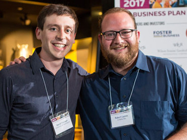 A-Alpha Bio wins Best Technology / Innovation Prize at the 2017 UW Business Plan Competition!