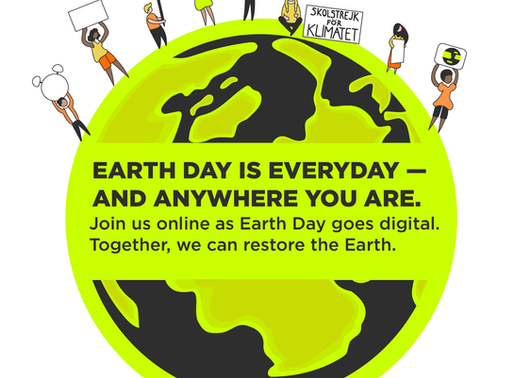 Earth Day: Climate Change and Endangered Wildlife