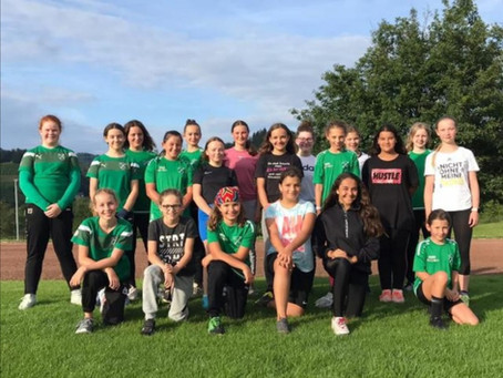 Erfolgreiches Trainingslager der C-Juniorinnen