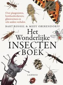 Het wonderlijke insecten boek