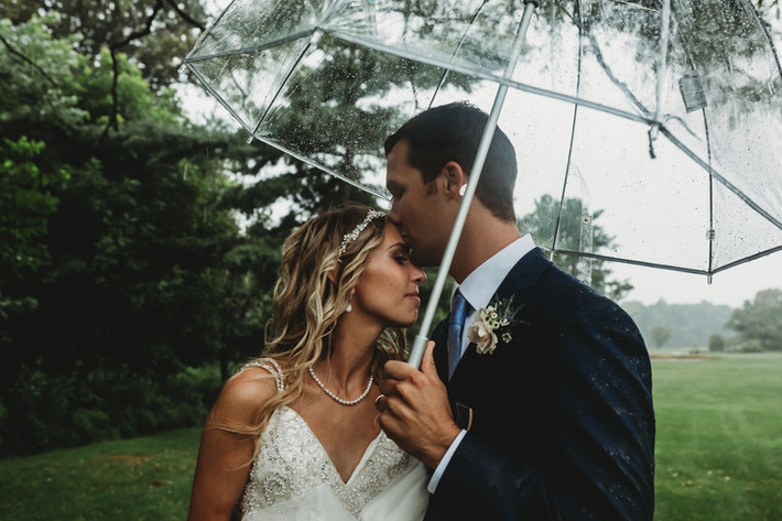 Jenna + Shane: Fairytale Wedding Amongst Family & Friends
