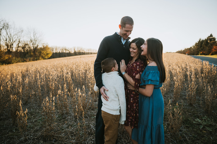 Lehigh Valley Family Session: Allentown, PA