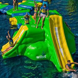 Wibit Rock Inflatable
