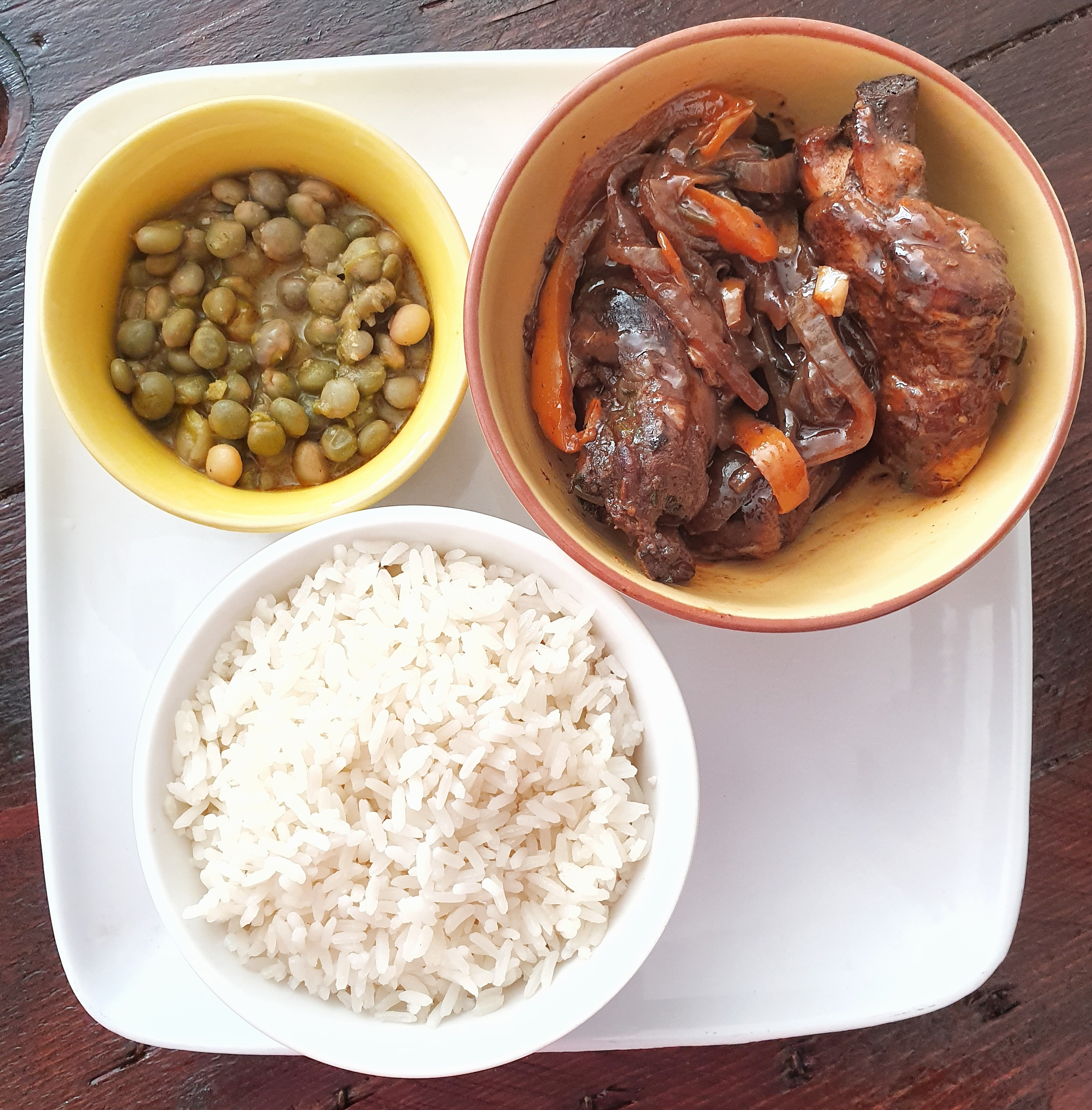 Pigeon Peas with Coconut