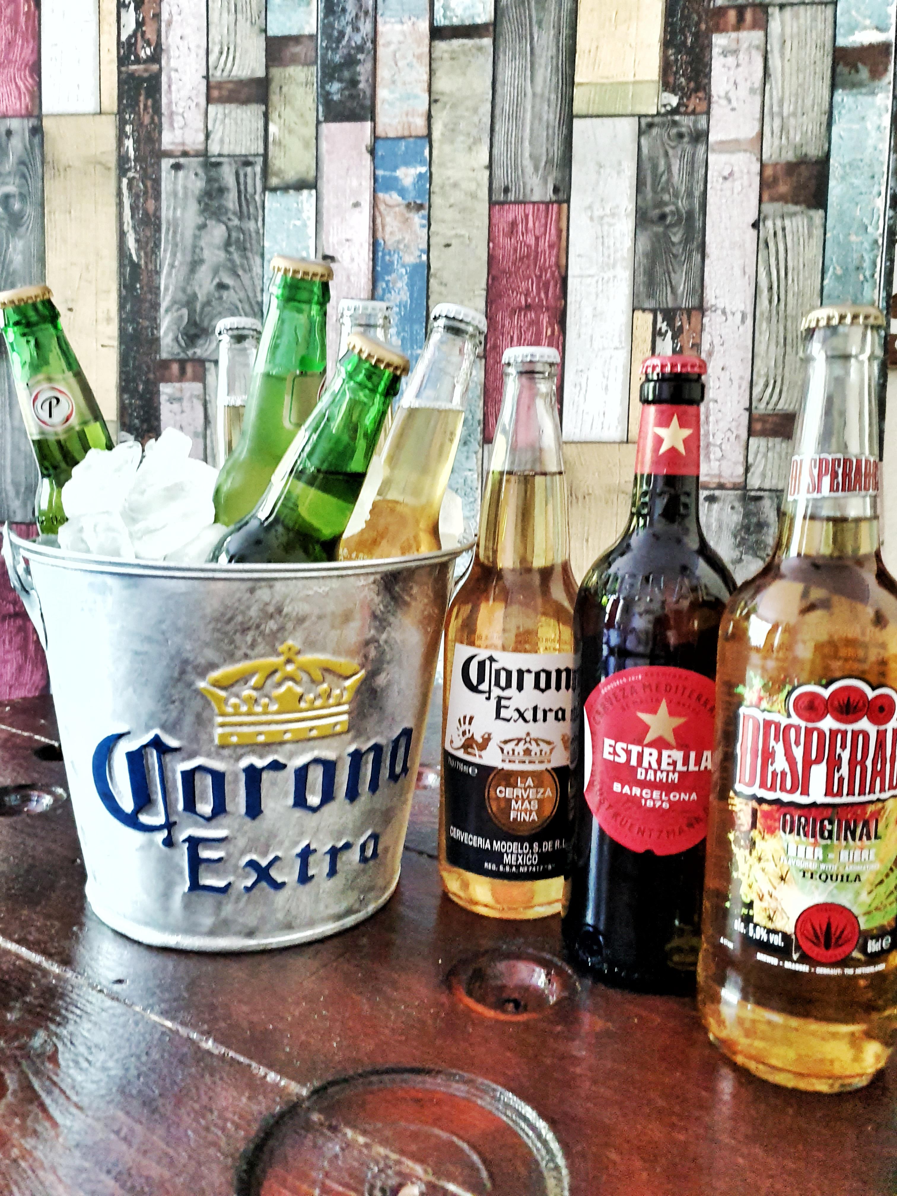 Latin Beers