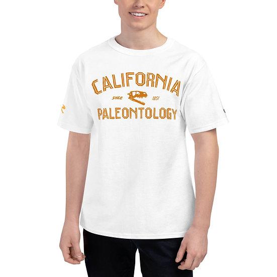 Edward Cope California Paleontology Since 1851 Men's Champion T-Shirt