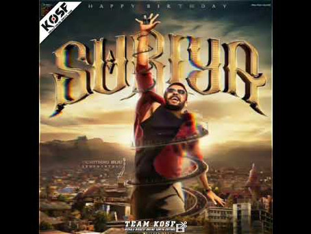 Happy B'day Surya Sivakumar-All Rounder of Tamil Cinema