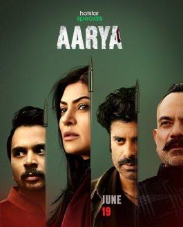 Aarya Web Series Review: A Notified Comeback