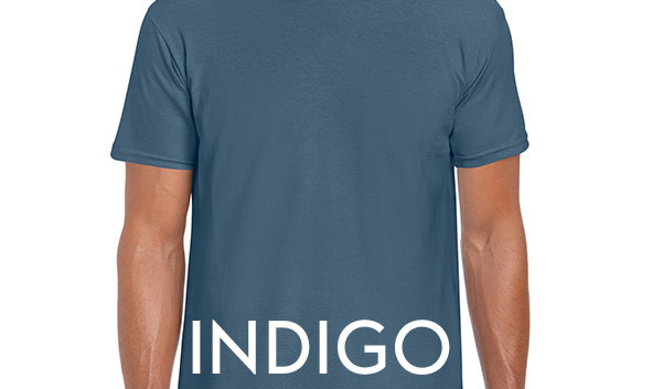 Colour Choice: Indigo Blue