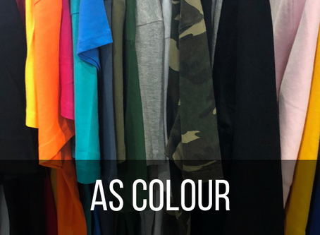AS Colour Clothes now on the list
