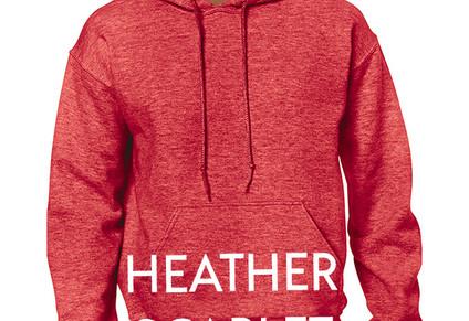 Colour Choice: Heather Scarlet