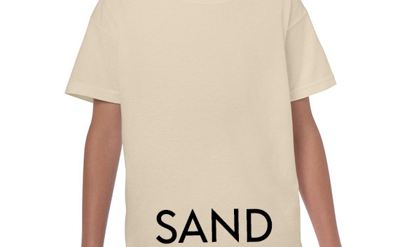 SAND Youth T-shirts