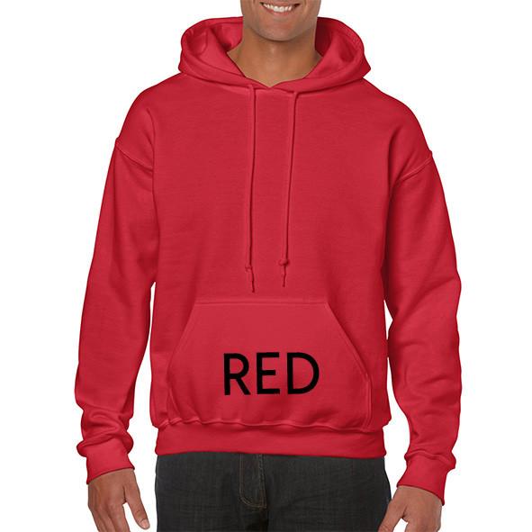 Colour Choice: Red