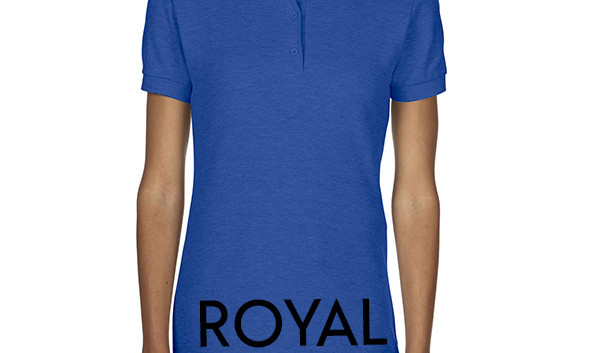 ROYAL Ladies Polo Shirts