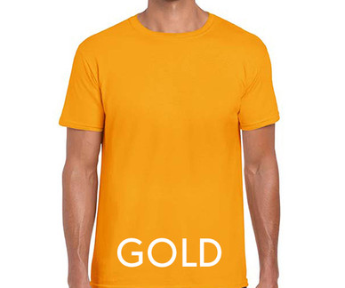 Colour Choice: Gold