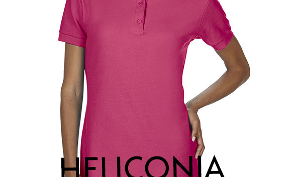 HELICONIA Ladies Polo Shirts