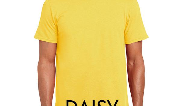 Colour Choice: Daisy