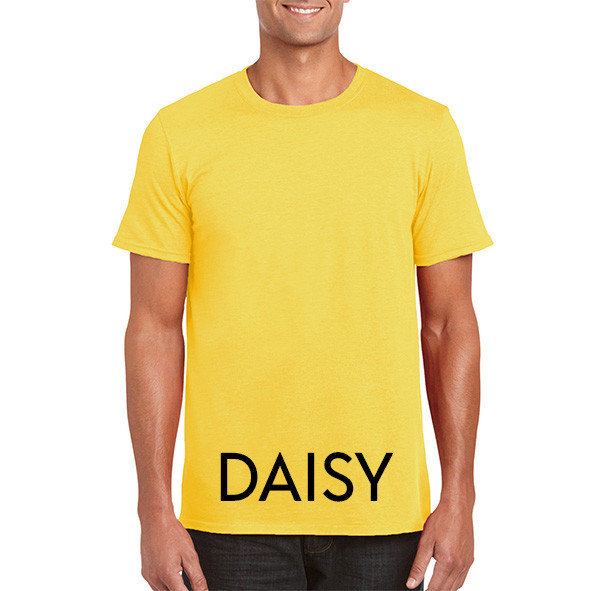 Colour Choice: Daisy