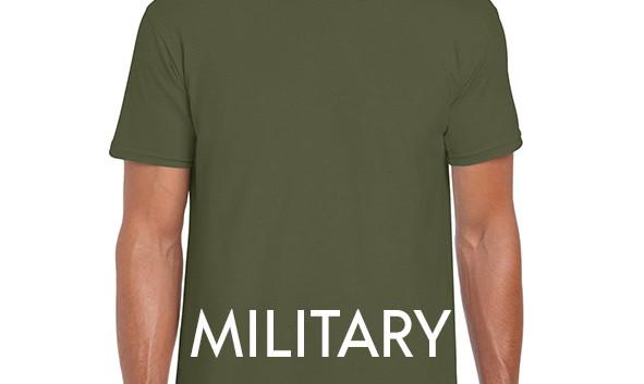 Colour Choice: Military Green