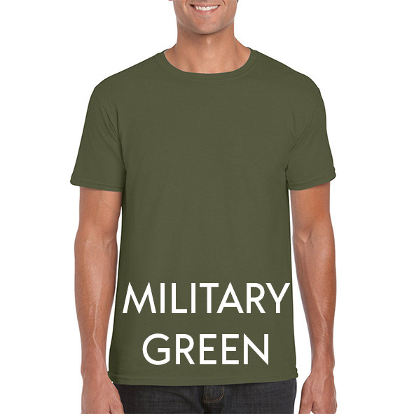 Colour Choice: Military Green