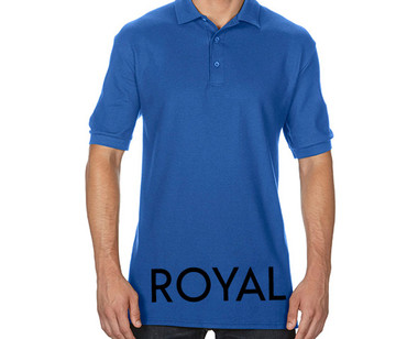 ROYAL Custom Printed Polo Shirts
