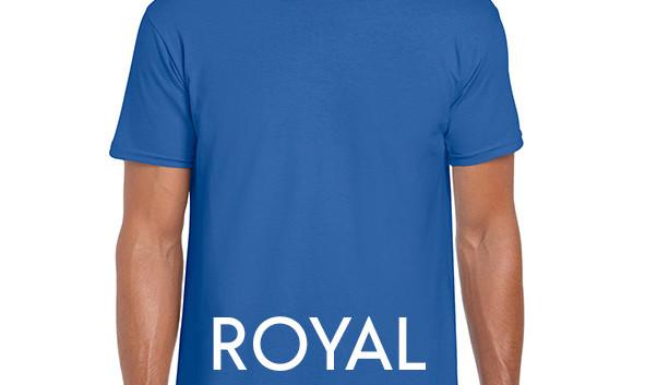Colour Choice: Royal Blue