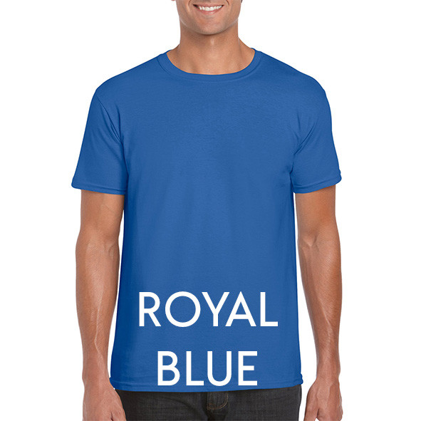 Colour Choice: Royal Blue