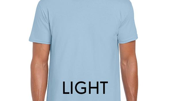 Colour Choice: Light Blue