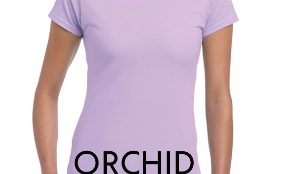 Orchid 64000L Ladies Tee