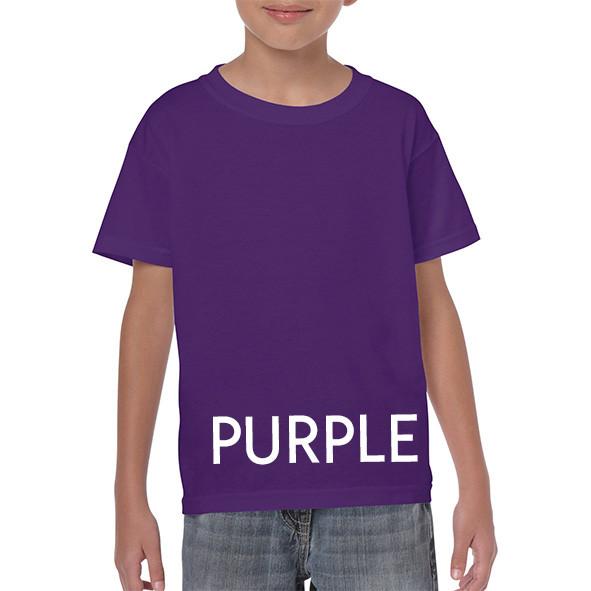 PURPLE Youth T-shirts
