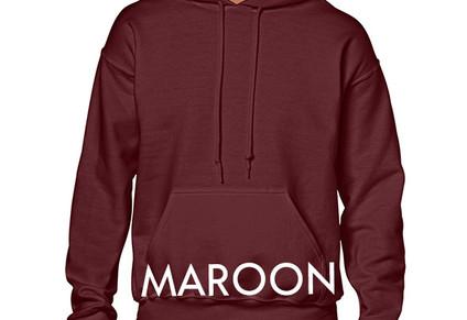 Colour Choice: Maroon