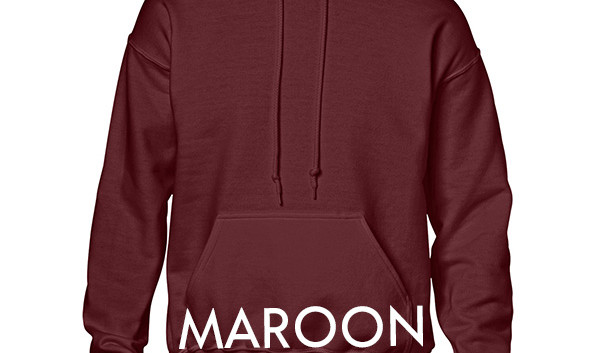 Colour Choice: Maroon