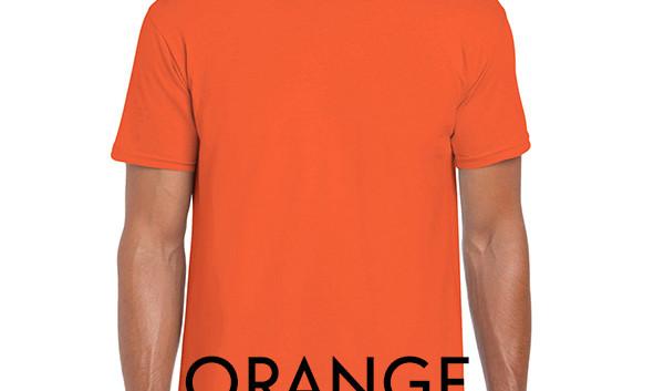 Colour Choice: Orange