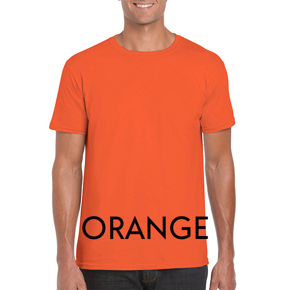 Colour Choice: Orange