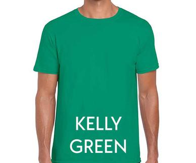 Colour Choice: Kelly Green