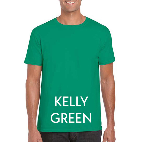 Colour Choice: Kelly Green