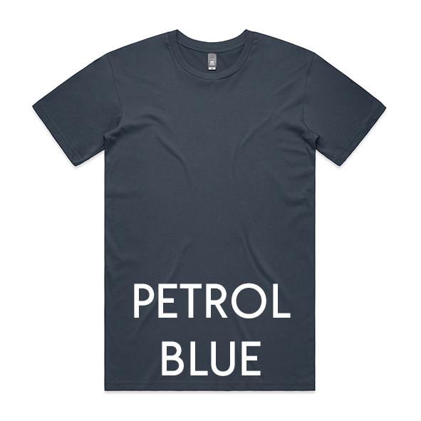 PETROL BLUE