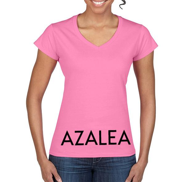 AZALEA 64V00L Ladies V-NECK