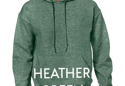 Colour Choice: Heather Green