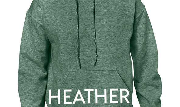 Colour Choice: Heather Green