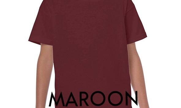 MAROON Youth T-shirts