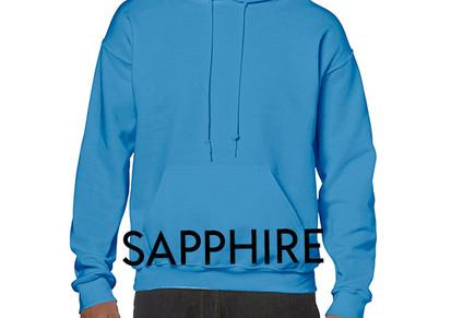 Colour Choice: Sapphire
