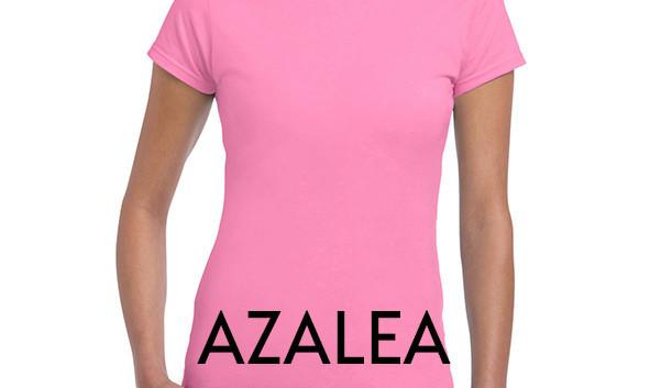 AZALEA 64000L Ladies Tee