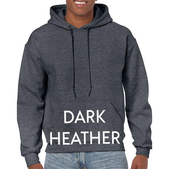 Colour Choice:  Dark Heather Grey