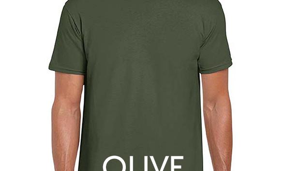 Colour Choice: Olive