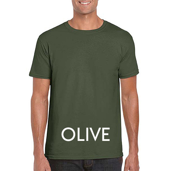 Colour Choice: Olive