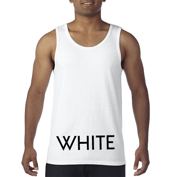 White Tank Tops