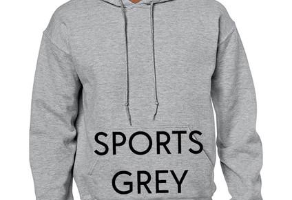 Colour Choice: Sports Grey