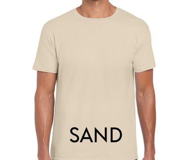 Colour Choice: Sand
